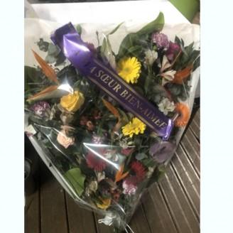Gerbes de fleurs mixte